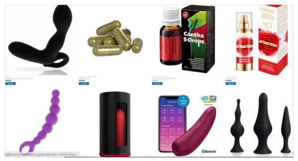 Somos tu Sex Shop Sevilla Tienda Erótica